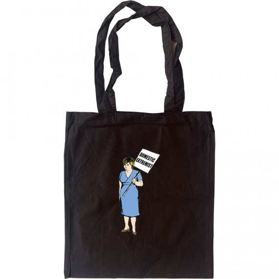 Domestic Extremist Protester Tote Bag