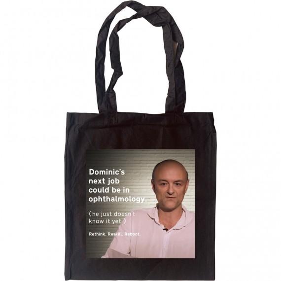 Dominic's Next Job Tote Bag