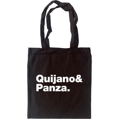 Don Quixote Line-Up Tote Bag