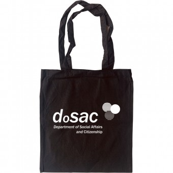 DoSAC: Department of Social Affairs and Citizenship Tote Bag