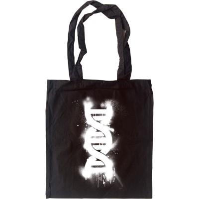 Double Helix Graffiti Tote Bag