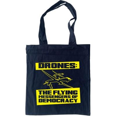 Drones Tote Bag