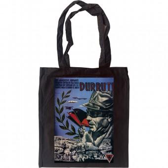 Durruti Poster Tote Bag