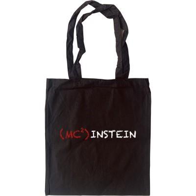 Einstein Logo Tote Bag