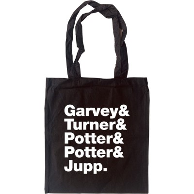 Elbow Line-Up Tote Bag
