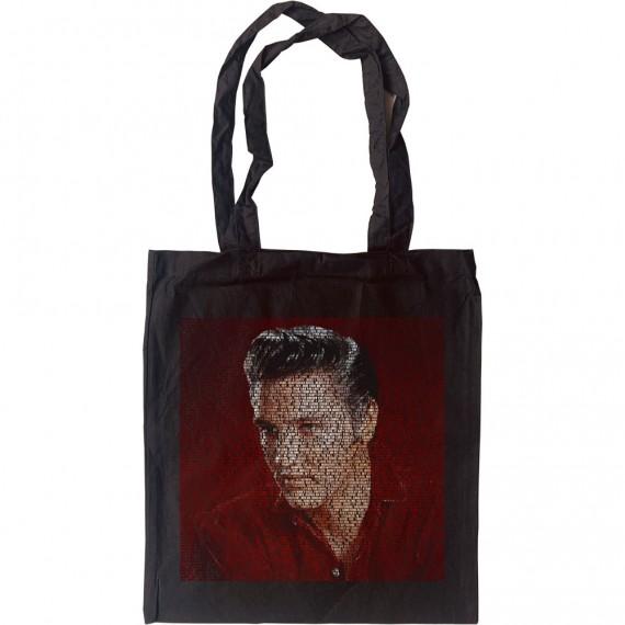 Elvis Presley Songs Tote Bag