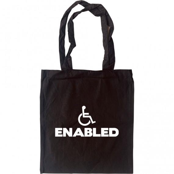 Enabled Tote Bag