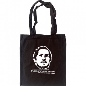 Friedrich Engels Tote Bag
