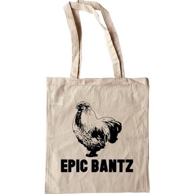 Epic Bantz Tote Bag