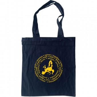 European Union: Together Tote Bag