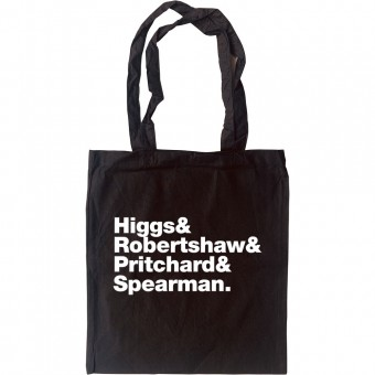 Everything Everything Line-Up Tote Bag