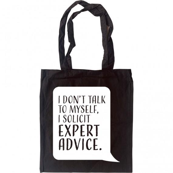 Expert Advice Tote Bag