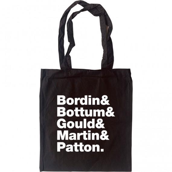 Faith No More Line-Up Tote Bag