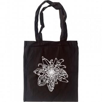 Fancy Chrysanthemum Tote Bag