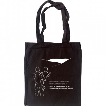 Lancashire Dad and Lad Tote Bag