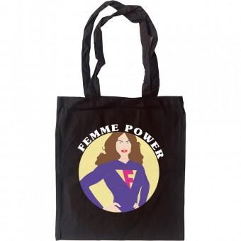 Femme Power Tote Bag