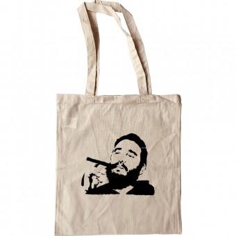 Fidel Castro Tote Bag