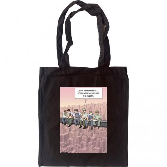 Fishpaste Tote Bag