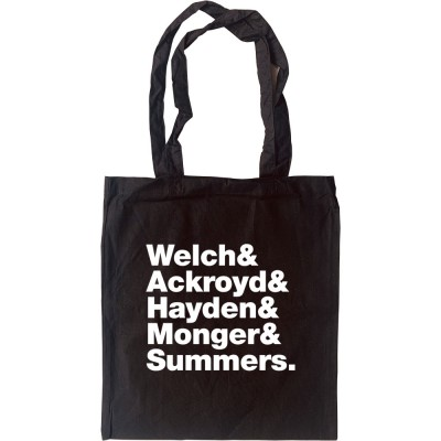 Florence & The Machine Line-Up Tote Bag