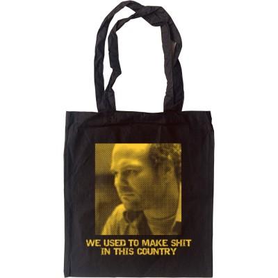 Frank Sobotka Tote Bag
