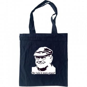 Fred Dibnah Tote Bag