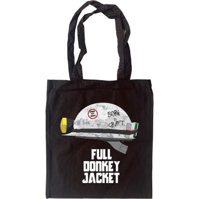 Full Donkey Jacket Tote Bag