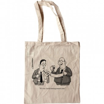 It's My Fund Management Arm Tote Bag