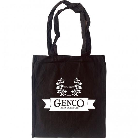 Genco Pura Olive Oil Tote Bag