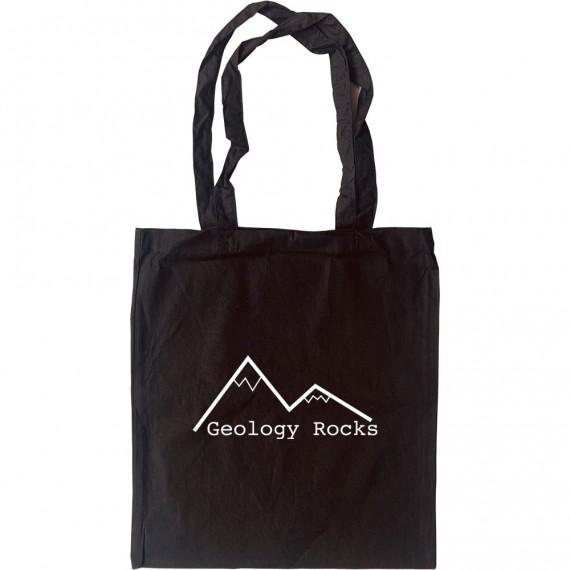 Geology Rocks Tote Bag