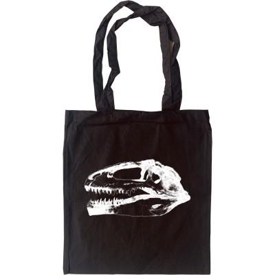 Giganotosaurus Skull Tote Bag