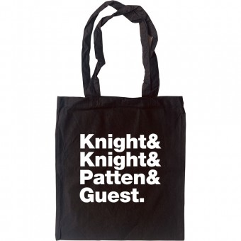 Gladys Knight and the Pips Line-Up Tote Bag