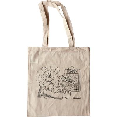 God's Calendar Tote Bag