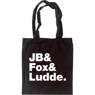 Grand Magus Stage Name Line-Up Tote Bag