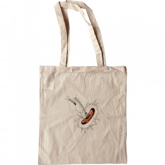 Grange Hill Sausage Tote Bag