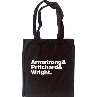Green Day Line-Up Tote Bag