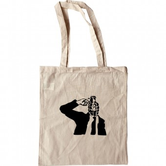 Grenadehead Tote Bag