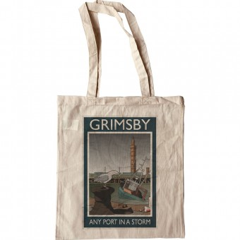 Grimsby: Any Port In A Storm Tote Bag