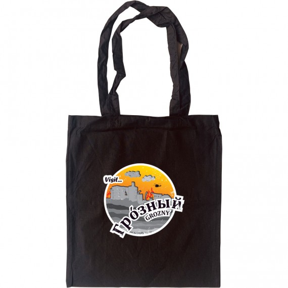 Grozny Tote Bag