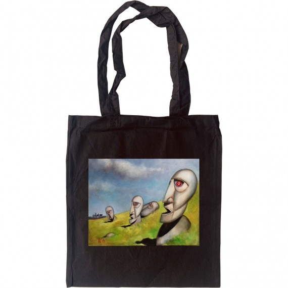 Easter Island Division Bell by Hadrian Richards Tote Bag