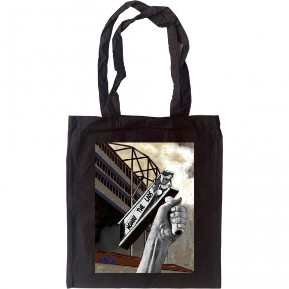 Howay The Lads by Hadrian Richards Tote Bag