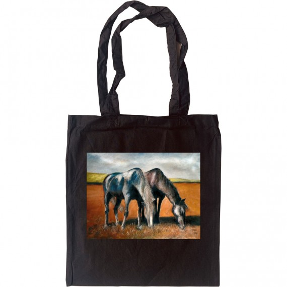 Just Grazing by Hadrian Richards Tote Bag