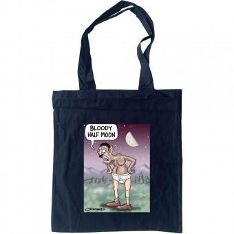 Half Moon Tote Bag
