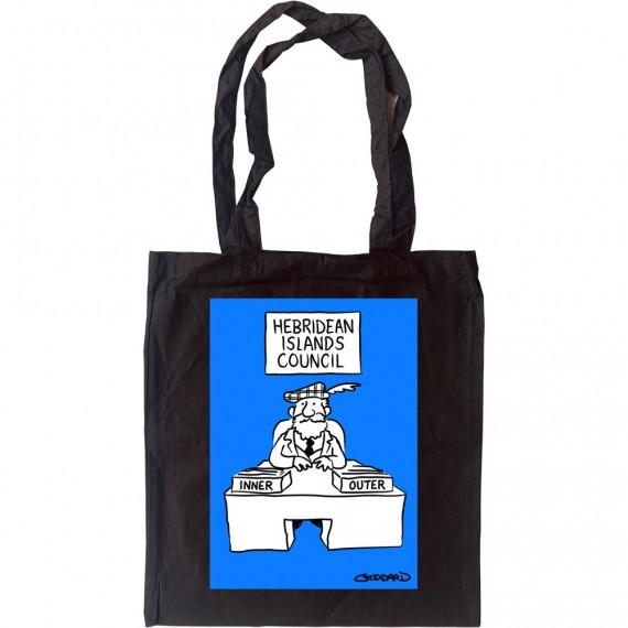 Hebridean Islands Council Tote Bag
