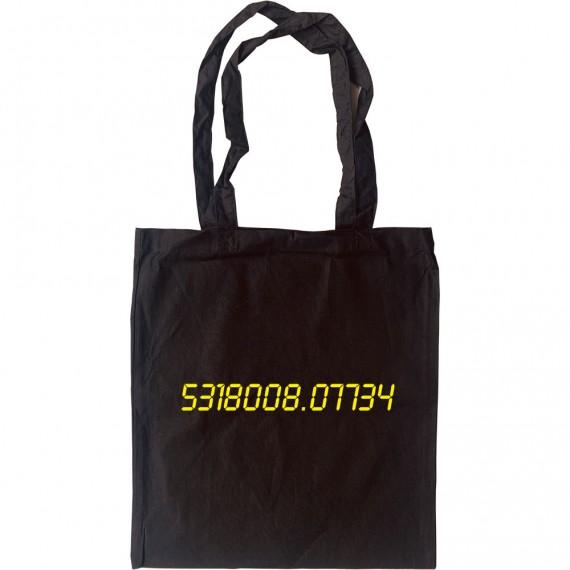 Hello Boobies Tote Bag