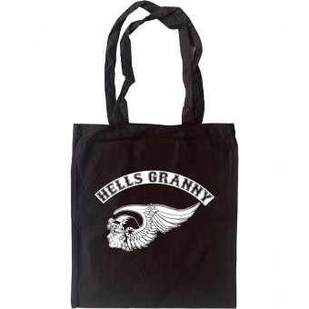 Hell's Granny Tote Bag