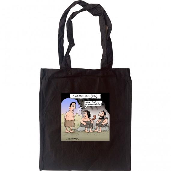 I'm Homosapiens Tote Bag