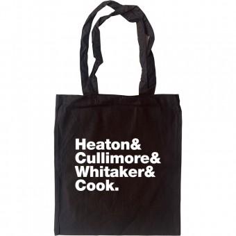 Housemartins Line-Up Tote Bag
