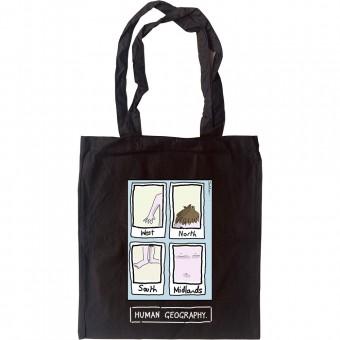 Human Geography Tote Bag