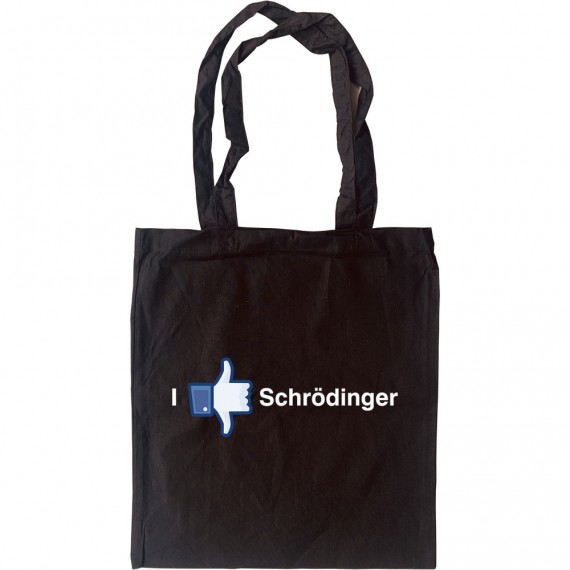 I Like/Dislike Schrodinger Tote Bag