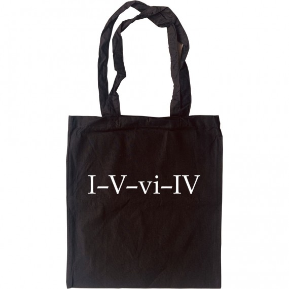 I-V-vi-IV Tote Bag
